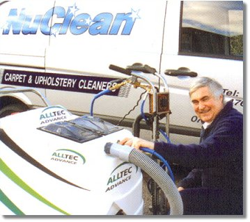Nuclean Carpet Cleaning